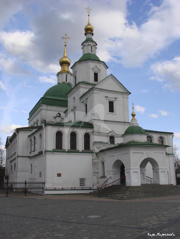 Соборный храм Семи Вселенских Соборов с церковью Даниила Столпника, XVI-XVIII вв.