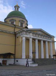 Церковь Троицы, 1838 г., арх. Е.Д. Тюрин