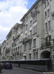 Доходный дом, 1910-1911 гг., арх. Г.А. Гельрих