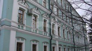 Певческий братский корпус, Даниловский монастырь