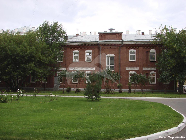 Служебный корпус, 1898 г., комплекс Старо-Екатерининской больницы
