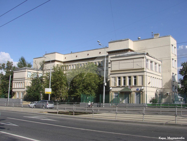 Школа, 1929 г., комплекс школы с обсерваторией