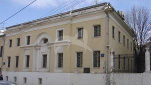 Боковой флигель, конец XVIII в., арх. М.Ф. Казаков, дом Демидова