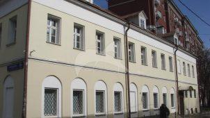 Флигель, городская усадьба, XVII в.