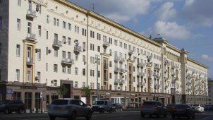 Жилой дом, 1938 г., арх. А.Г. Мордвинов, инж. П.А. Красильников