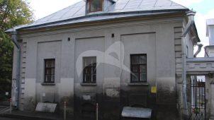 Здание служб (во дворе), городская усадьба