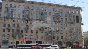 Дом, в котором в 1945-1955 гг. жил и работал композитор И.О. Дунаевский