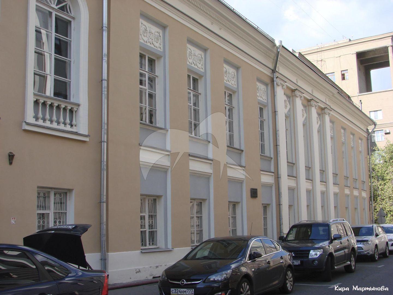 Дом, конец XVIII в., арх. М.В. Казаков