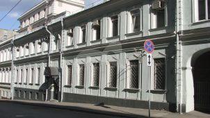 Доходный дом А.В. Борисовского, 1859 г.