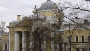 Хоральная синагога, середина XIX — начало XX вв., арх. С.С. Эйбушиц, Р.И. Клейн