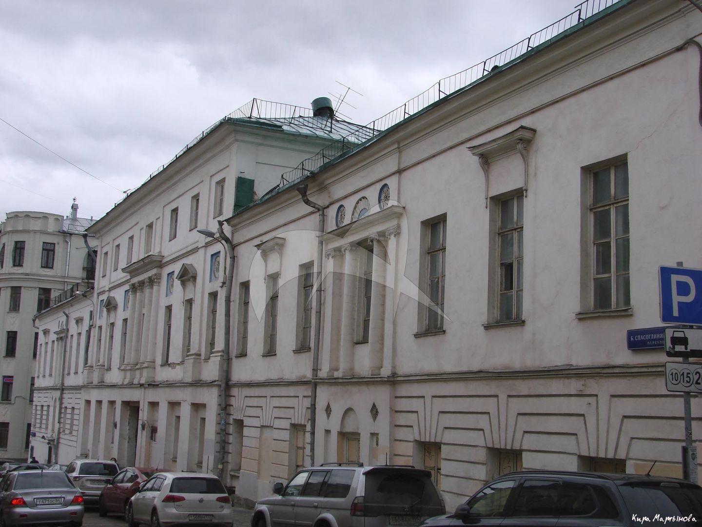 Дом, 1793-1802 гг. арх. М.Ф. Казаков