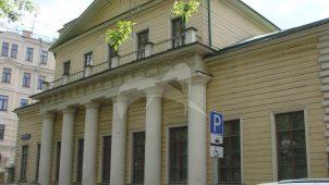 Дом (деревянный), начало XIX в.