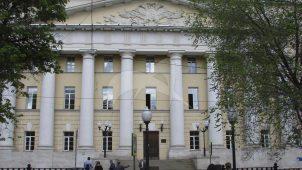 Покровские казармы, 1798 г.