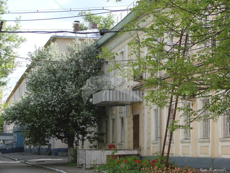 Служебный флигель, дом Демидова, 1790 г.