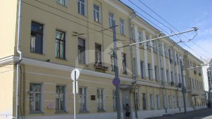 Жилой дом (Головкина), конец XVIII — начало XIX вв., комплекс жилой застройки, XVIII-XIX вв.