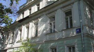 Городская усадьба конец XVIII в. — XIX в. Главный дом, конец XVIII в. — 1-я треть XIX в.