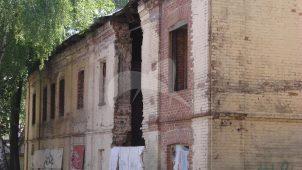 Главный дом (часть),  XVIII в., арх. М.А. Арсеньев, городская усадьба П.Ф. Митькова — А.Н. Арбатской. В 1836 году дом посещал А.С. Пушкин.  В 1912-1916 гг. здесь действовала школа театрального искусства Н.О. Масалитинова