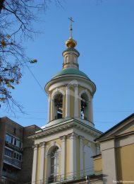 Колокольня, конец XVIII в., Тихвинская церковь, комплекс сооружений XVII — XVIII вв.