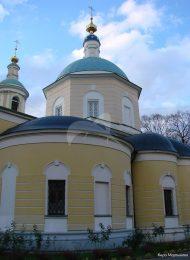 Тихвинская церковь, что в Новой слободе, 1694-1696 гг., комплекс сооружений XVII — XVIII вв.