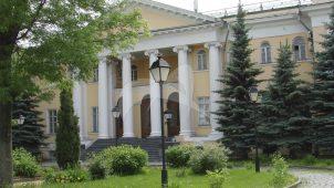 Главный дом, дом Лазаревых, 1816-1823 гг.