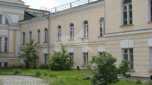 Двор, дом Лазаревых, 1816-1823 гг.