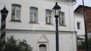 Палаты  бояр Милославских, XVII в.