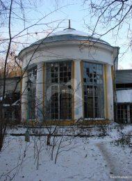 Оранжерея, XVIII в., усадьба «Покровское» («Глебово-Стрешнево»)