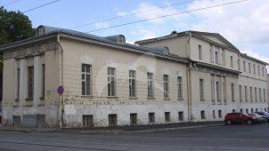 Фанагорийские казармы (Почтовый двор), 2-я половина XVIII — начало XIX в.