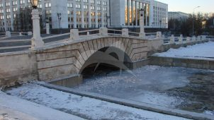 Горбатый  мост, XVIII-XIX вв.