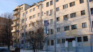 Жилой дом, 1927 г., арх. М.И. Мотылев