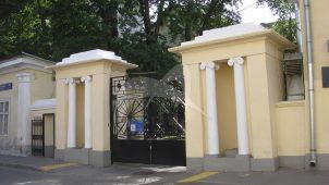Ворота, усадьба Головкиных, XVIII-XIX вв.