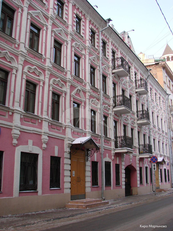 Доходный дом, конец XIX в.
