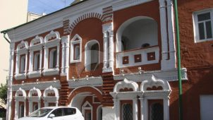Палаты гостя Сверчковa, XVII в.