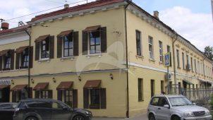 Западный корпус, гостиница у Покровских ворот, начало XIX в., арх. В.П. Стасов