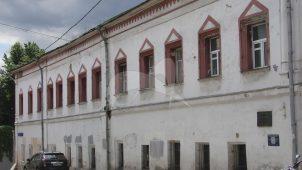 Палаты дьяка Украинцева, 1665 г., XIX в.