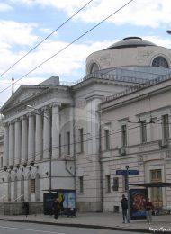 Главный корпус с интерьерами и двумя боковыми корпусами, начало XIX в., Опекунский Совет