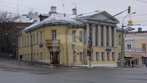Дом, начало XIX в.
