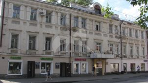 Жилой дом, 1874 г. (в основе — 1756 г.)