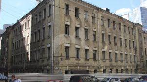 Дом, в котором в 1931-1933 гг. под руководством С.П. Королева работала группа изучения реактивного движения (ГИРД)