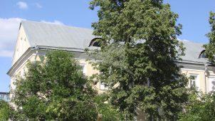 Боковой флигель, начало XIX в., комплекс Спасских казарм