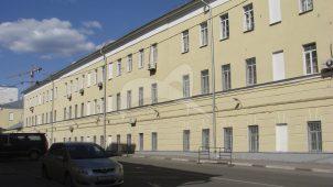 Солдатский корпус № 1, комплекс Спасских казарм