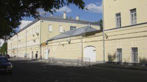Комплекс Спасских казарм, 1798 г., 1842 г.