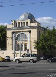 Боковой флигель, церковь, начало XIX в., комплекс Спасских казарм