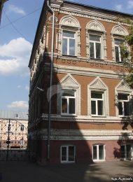 Ремесленное училище Александро-Мариинское, ансамбль Покровской мещанской богадельни, XIX в.
