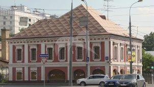 Палаты Щербакова, XVIII в.