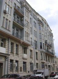 Дом, в одной из квартир которой жил Чаплыгин Сергей Алексеевич в 1928-1942 гг.