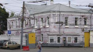 Дом администрации, 1910 г., ансамбль зданий Рязанского трамвайного парка