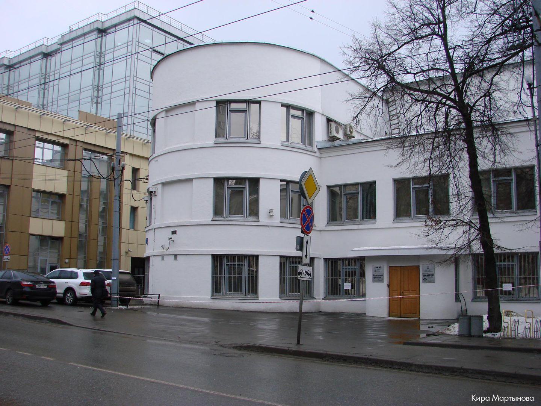 Дом Союза Строителей, 1929 г., арх. И.И. Федоров