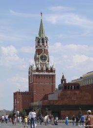 Спасская башня, ансамбль Московского Кремля