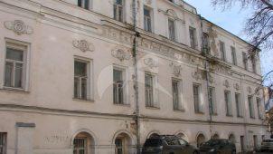 Дом сенатора, библиофила, директора Эрмитажа Д.П. Бутурлина, в котором в детские годы неоднократно бывал А.С. Пушкин, XVII–XVIII вв.